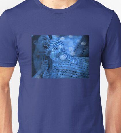Lady Sings The Blues Unisex T-Shirt