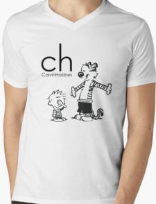 ch one Mens V-Neck T-Shirt