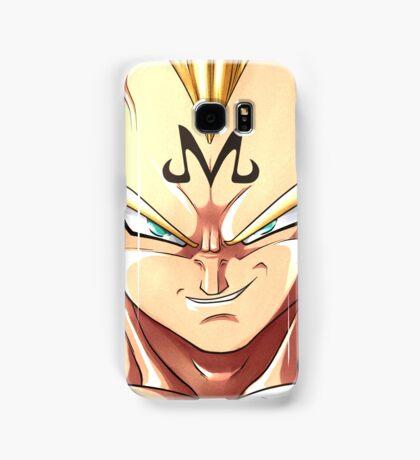 Vegeta Majin Super Sayan 2 Samsung Galaxy Case/Skin