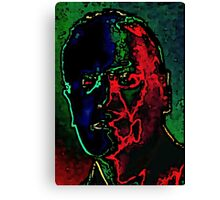 Distorted Memory Canvas Print