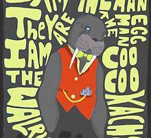 I am The Walrus by Leasieloo