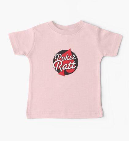 Poker Ratt with spade suit Baby Tee