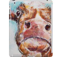 Stroppy Cow iPad Case/Skin
