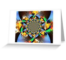 Exploding Greeting Card