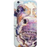 Haughty Cow iPhone Case/Skin