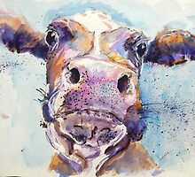 Haughty Cow by Louise Fletcher
