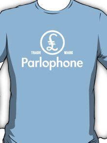 British Invasion - Parlophone Records (White) T-Shirt