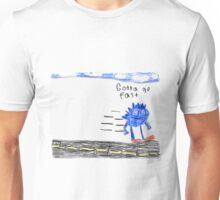 Sonic the Hedgehog GO FAST Unisex T-Shirt
