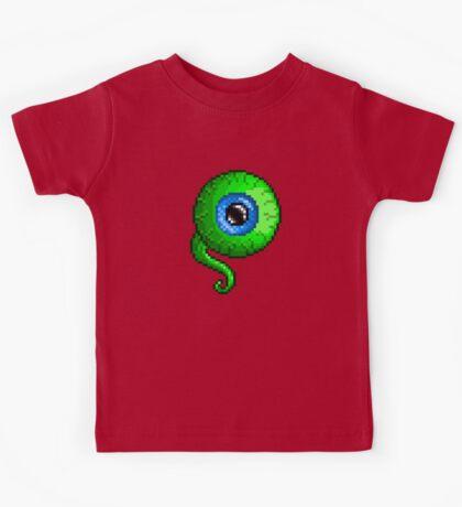 Jacksepticeye Pixel art logo - SepticeyeSam Kids Tee