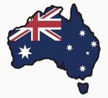 Australia by cadellin