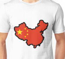 China Unisex T-Shirt