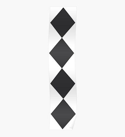 Simple Blocks Poster