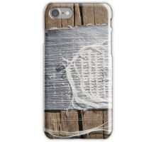 Wood Duct iPhone Case/Skin