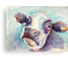 Gentle Cow Canvas Print