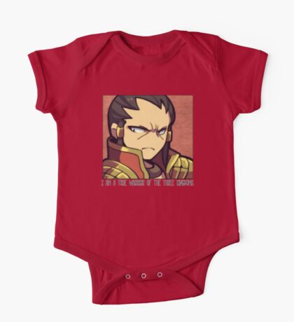 Dynasty Warriors Ding Feng of Wu chibi One Piece - Short Sleeve