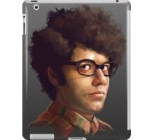 Richard Ayoade iPad Case/Skin