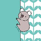 Clinging Koala  by zoel