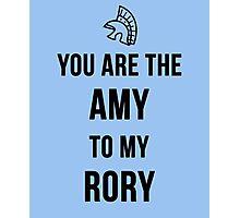 Amy+Rory Photographic Print