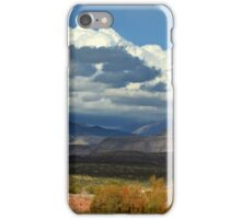 Atumn Time in the Mountains iPhone Case/Skin