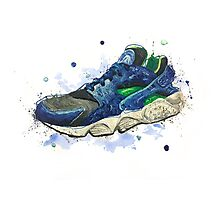 Huarache Photographic Print