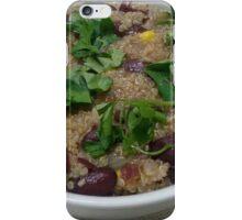 Quinoa, Beans and Corn iPhone Case/Skin
