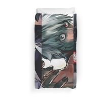 Kaneki's second nature - Tokyo Ghoul Duvet Cover