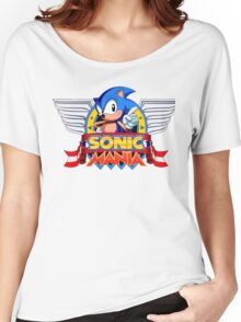 Sonic Mania Women's Relaxed Fit T-Shirt