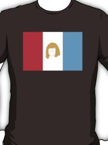 Banderita Cordobesa Cuartetera  T-Shirt