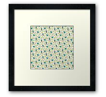 Babe The Blue Ox Framed Print