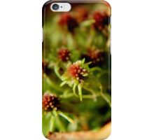 Common Peat Moss iPhone Case/Skin