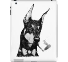 Smokin Dobe iPad Case/Skin