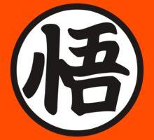 Goku's kanji by acid-spit