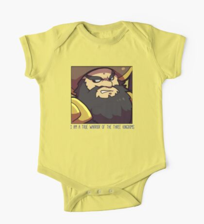 Dynasty Warriors chibi Dong Zhuo One Piece - Short Sleeve