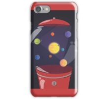 Gumball Machine In Space iPhone Case/Skin