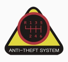 Anti-Theft System (Pattern 5) (dark) by ShopGirl91706