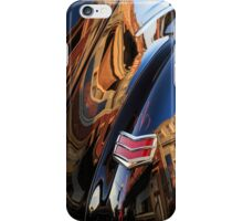 Main Street Reflections iPhone Case/Skin
