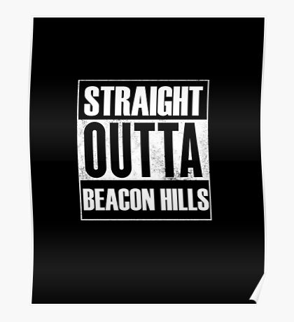 Straight outta BH Poster