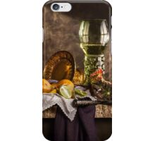 Still Life with Roemer & Lemons iPhone Case/Skin