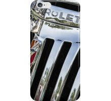 1946 Chevrolet Grill iPhone Case/Skin