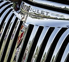 1946 Chevrolet Grill by dlhedberg
