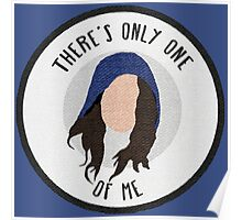There's Only One of Me Poster