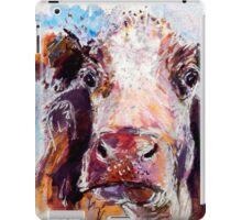 Sad Cow iPad Case/Skin