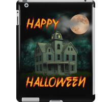 Haunted Mansion - Happy Halloween iPad Case/Skin