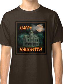 Haunted Mansion - Happy Halloween Classic T-Shirt