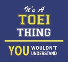 It's A TOEI thing, you wouldn't understand !! by satro