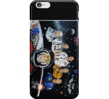 One Small Step...for a Woman iPhone Case/Skin