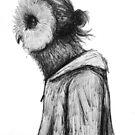 Tobi the Owl by Jeanette  Treacy