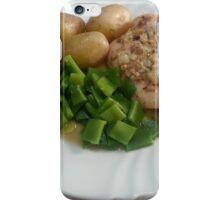 Chicken Breasts In Red-wine Vinegar, Rosemary And Garlic iPhone Case/Skin