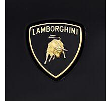 Lamborghini Photographic Print
