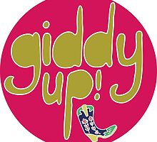 Giddy Up Cowgirl! by joyfulroots